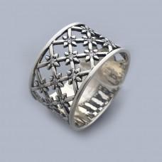 Срібна каблучка бр-1406321
