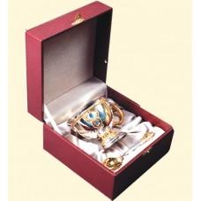 """Срібний чайний набір """"Царський"""" АГ-380042"""