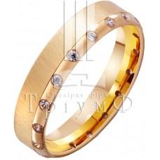 Обручальное кольцо 412941