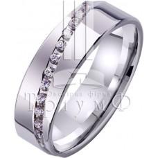 Обручальное кольцо 422774k
