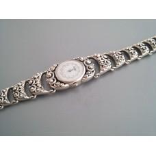 Серебряные часы бр-7100036