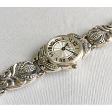 Серебряные часы бр-7100050