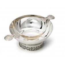 Серебряная икорница ХЮ-080620