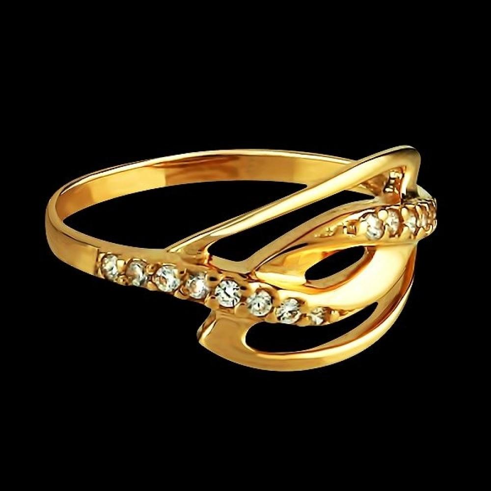 Золотое кольцо аг-111150