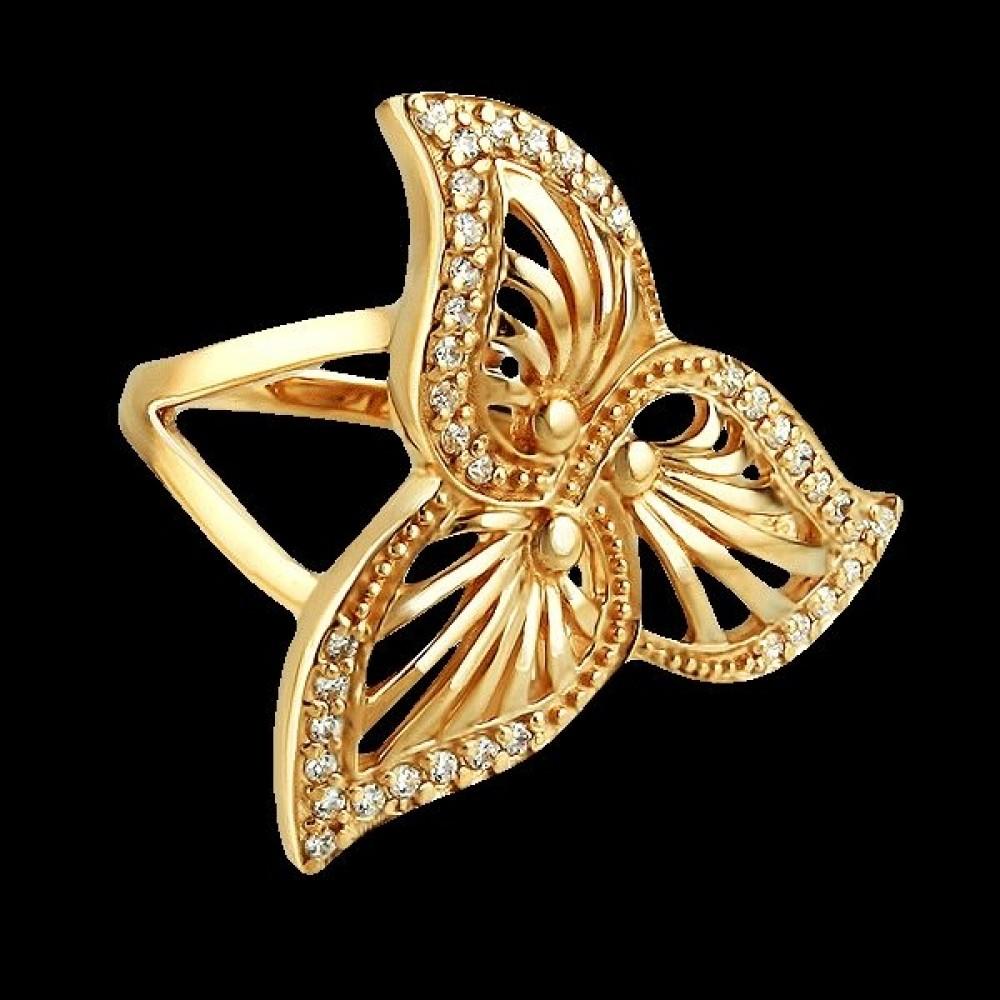 Золотое кольцо аг-111161