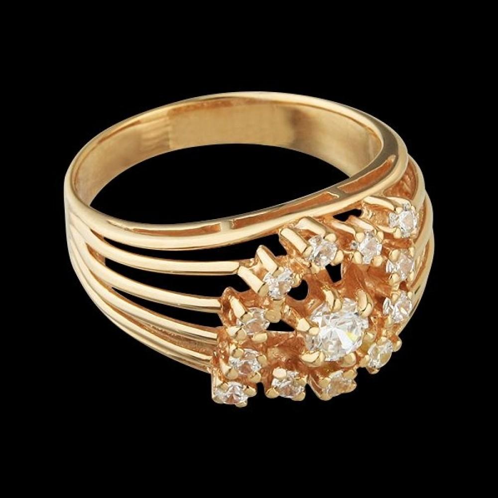 Золотое кольцо аг-111274