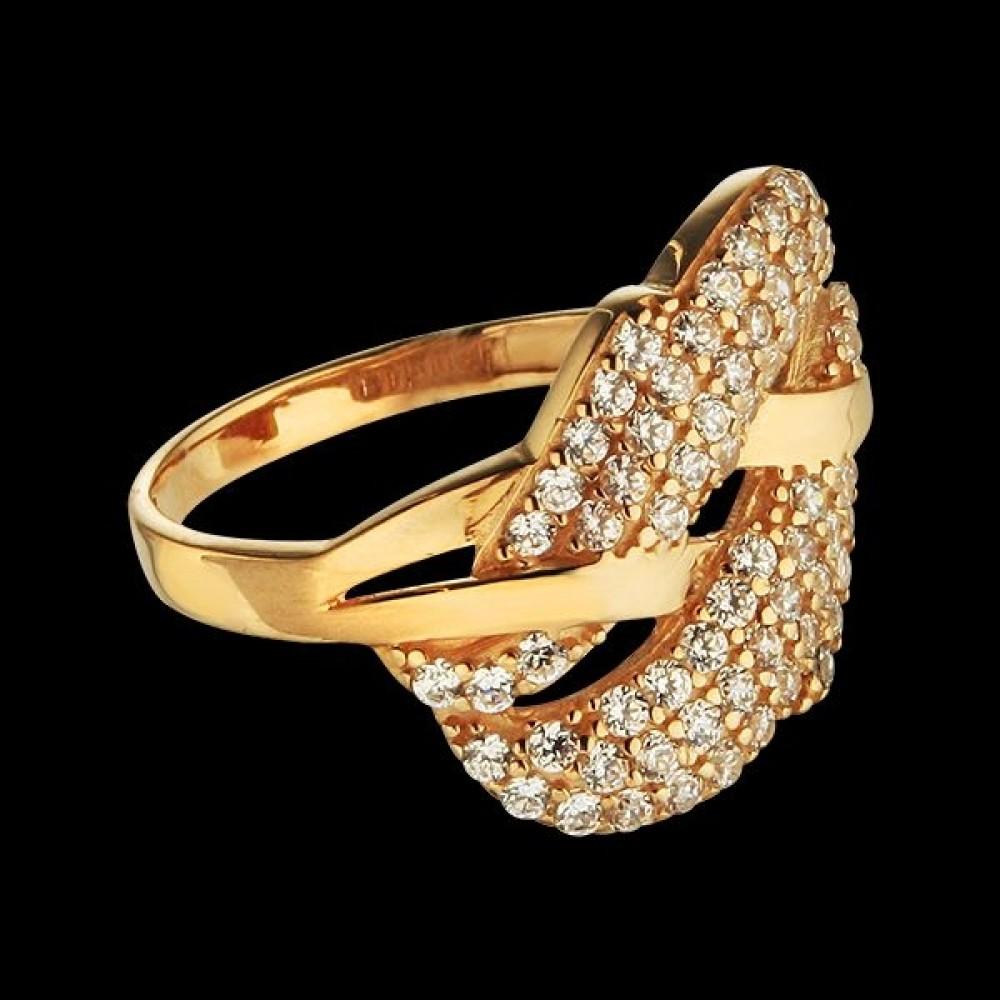 Золотое кольцо аг-111514