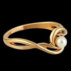 Золотое кольцо аг-1710243