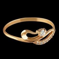 Золотое кольцо аг-1710251