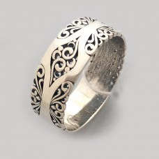 Серебряное кольцо бр-0059121