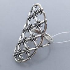 Серебряное кольцо бр-1404421