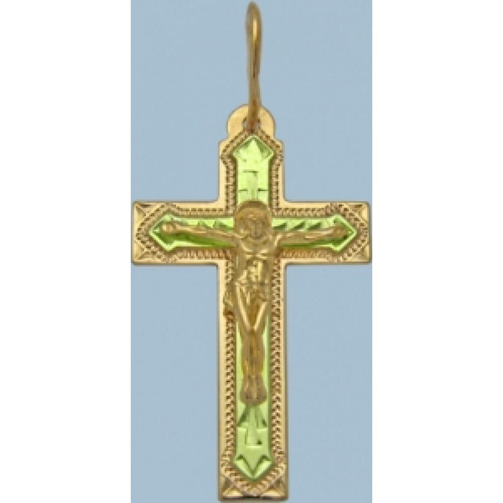 Золотой крест шк-3531-1