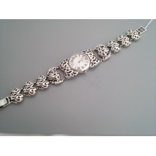 Серебряные часы бр-7100040
