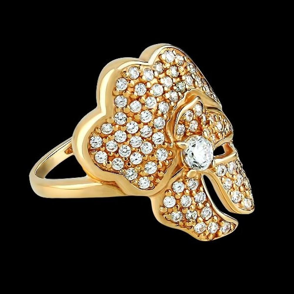 Золотое кольцо аг-111158