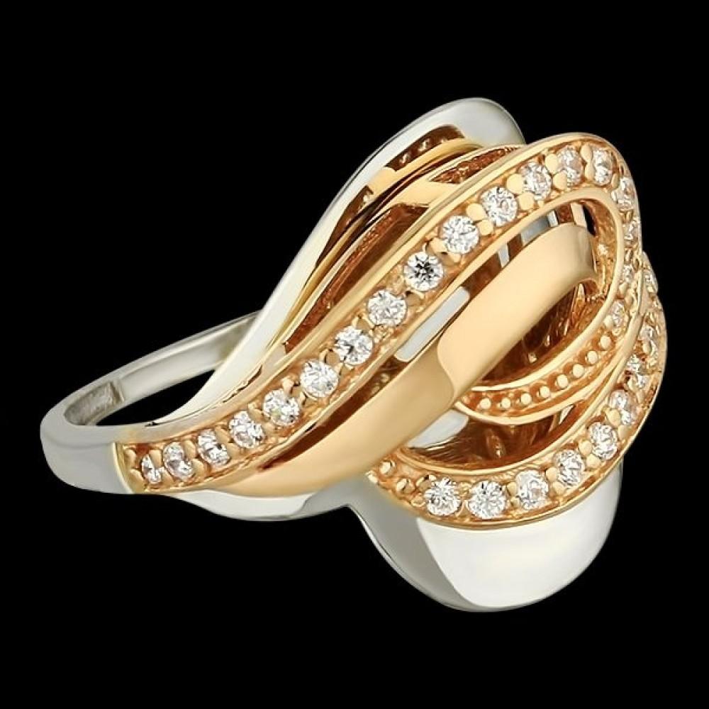 Золотое кольцо аг-111246