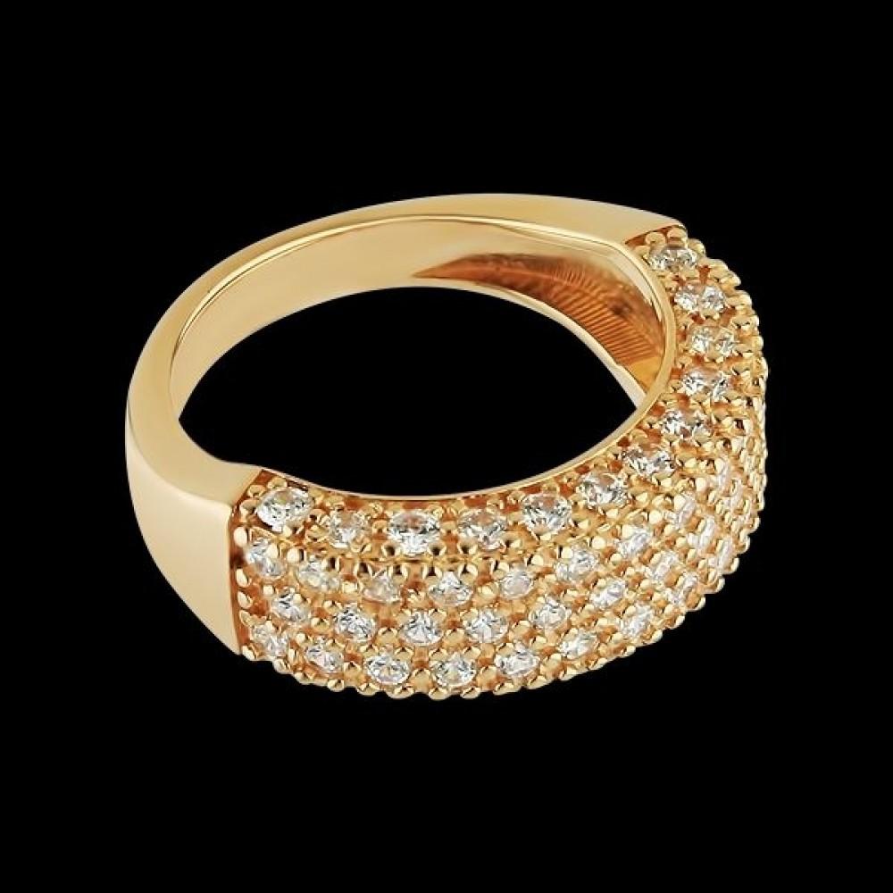 Золотое кольцо аг-111333