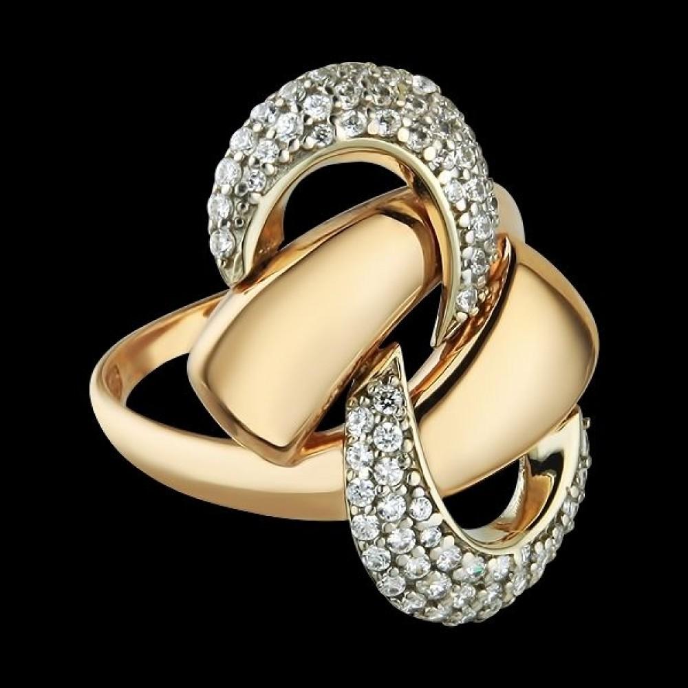 Золотое кольцо аг-111347