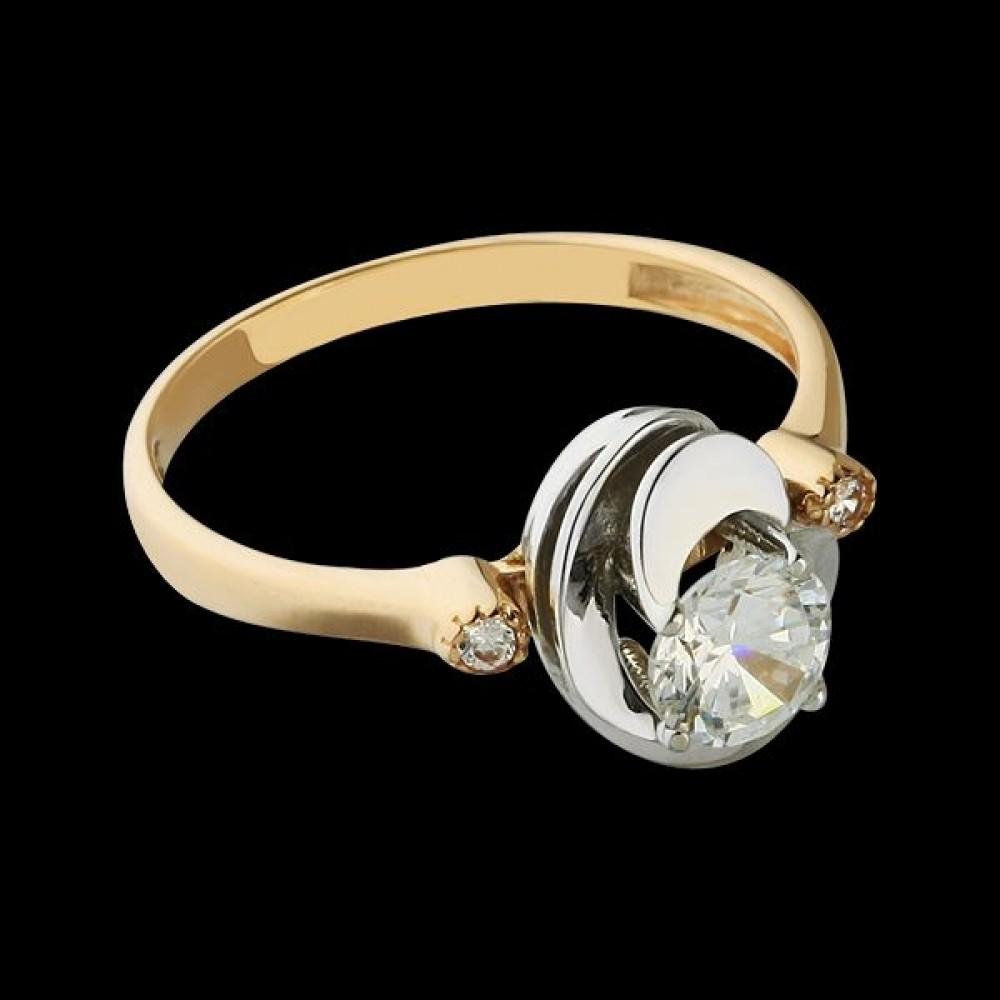 Золотое кольцо аг-111364