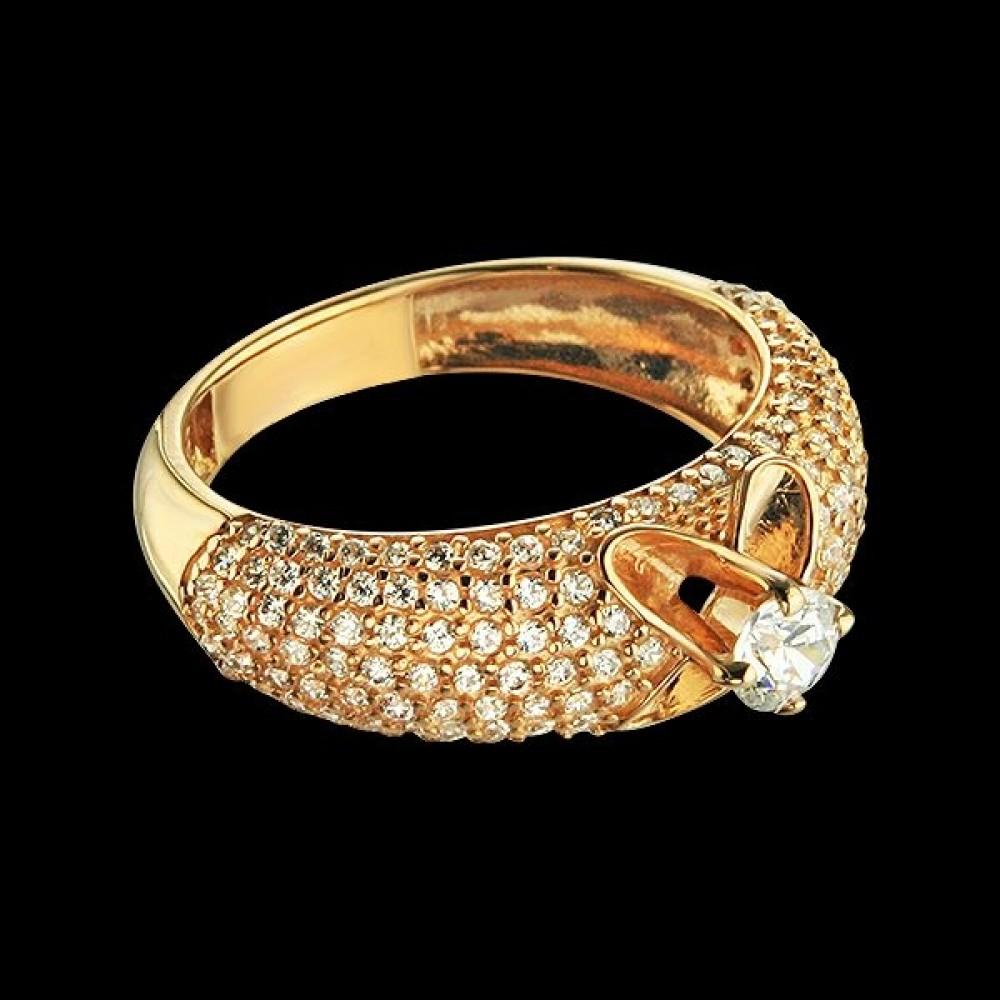 Золотое кольцо аг-111548