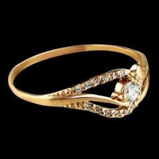 Золотое кольцо аг-1710249