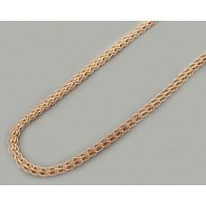Золотая цепочка Питон обратный 55см шк-1067