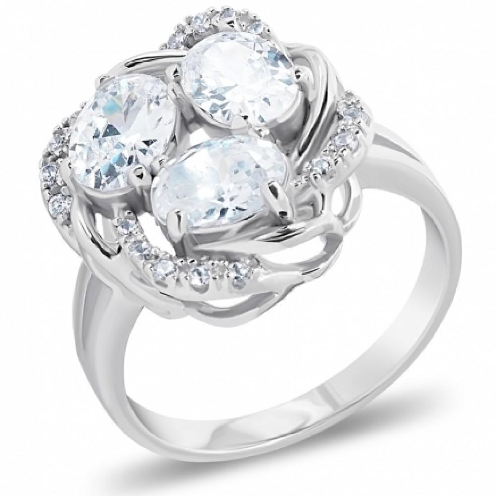 Серебряное кольцо ЛЗ-1952
