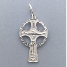 Срібний хрестик БК-198