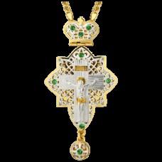 Крест наперсный латунный 2.10.0119Л-21Л