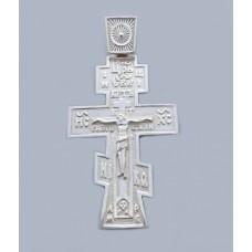 Срібний хрестик БК-200