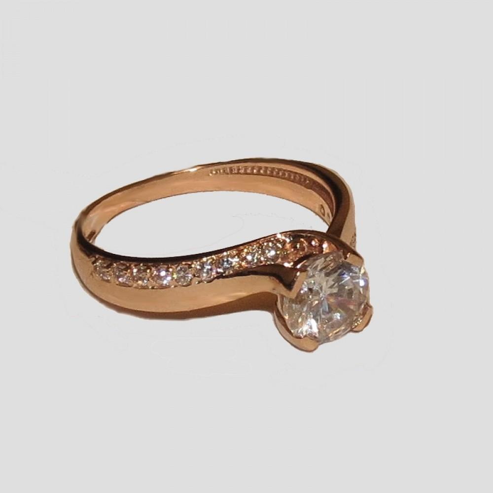 Золотое кольцо дс-20021