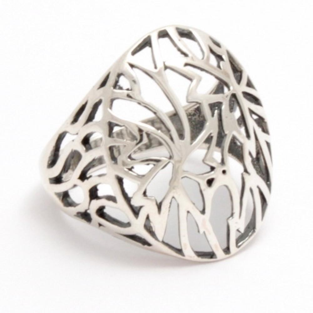 Серебряное кольцо бр-2100461