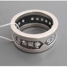 Срібна каблучка Нікола бр-2110884