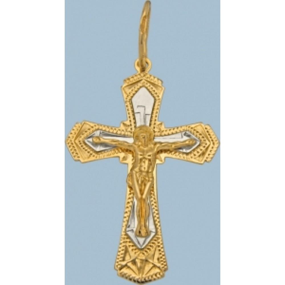 Золотой крест шк-3534-1