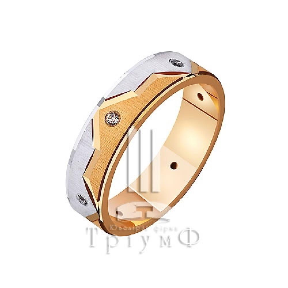 Обручальное кольцо 412203к