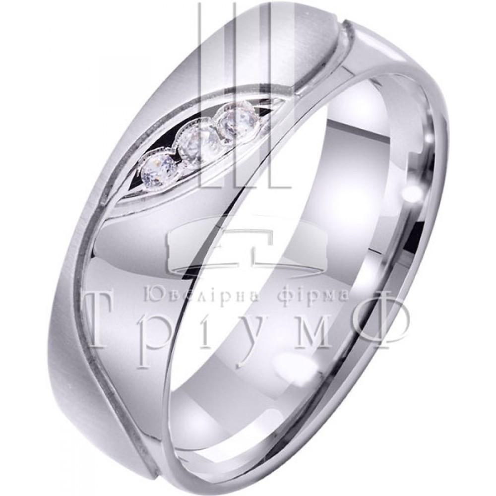 Обручальное кольцо 422705