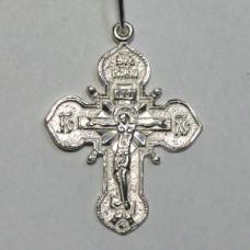 Срібний хрестик ст-51