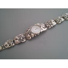 Серебряные часы бр-7110042