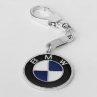 """Серебряный брелок """"BMW"""" (БМВ) 8127"""