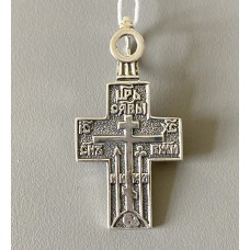 Серебряный крест 44 бр-3100131