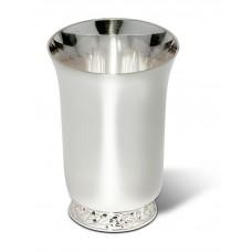 Серебряная стопка на ножке ХЮ-80660