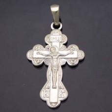 Серебряный крест 089333