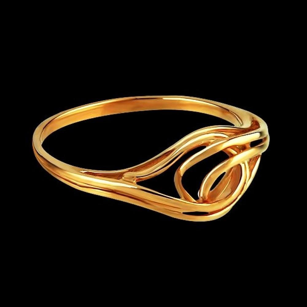Золотое кольцо аг-111153