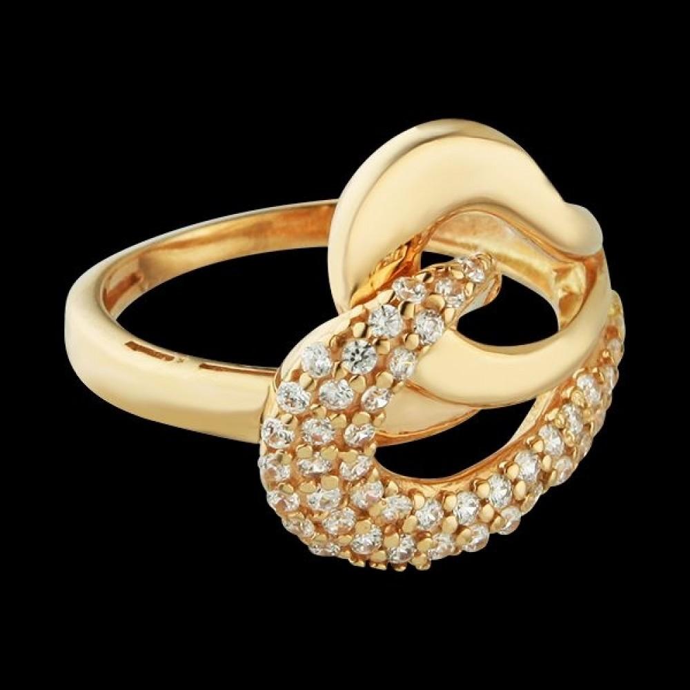 Золотое кольцо аг-111230