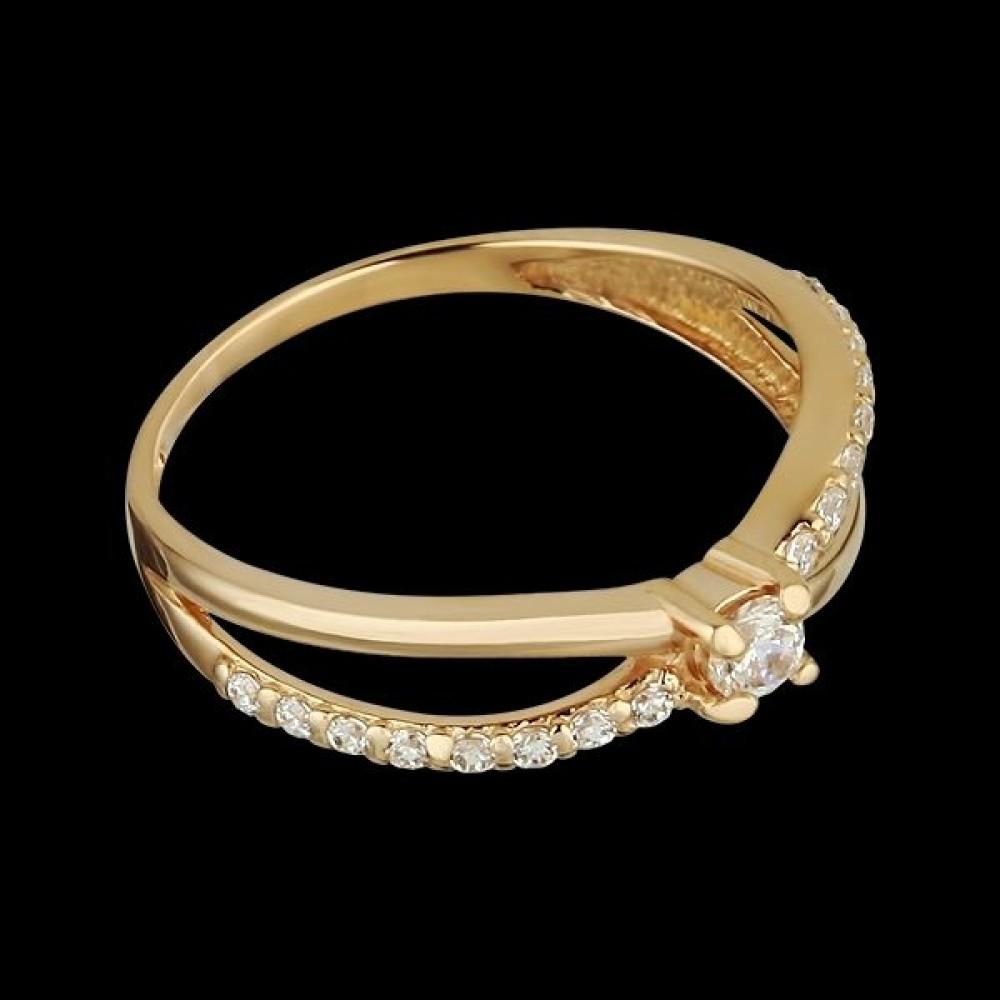 Золотое кольцо аг-111293