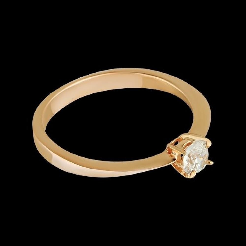 Золотое кольцо аг-111319
