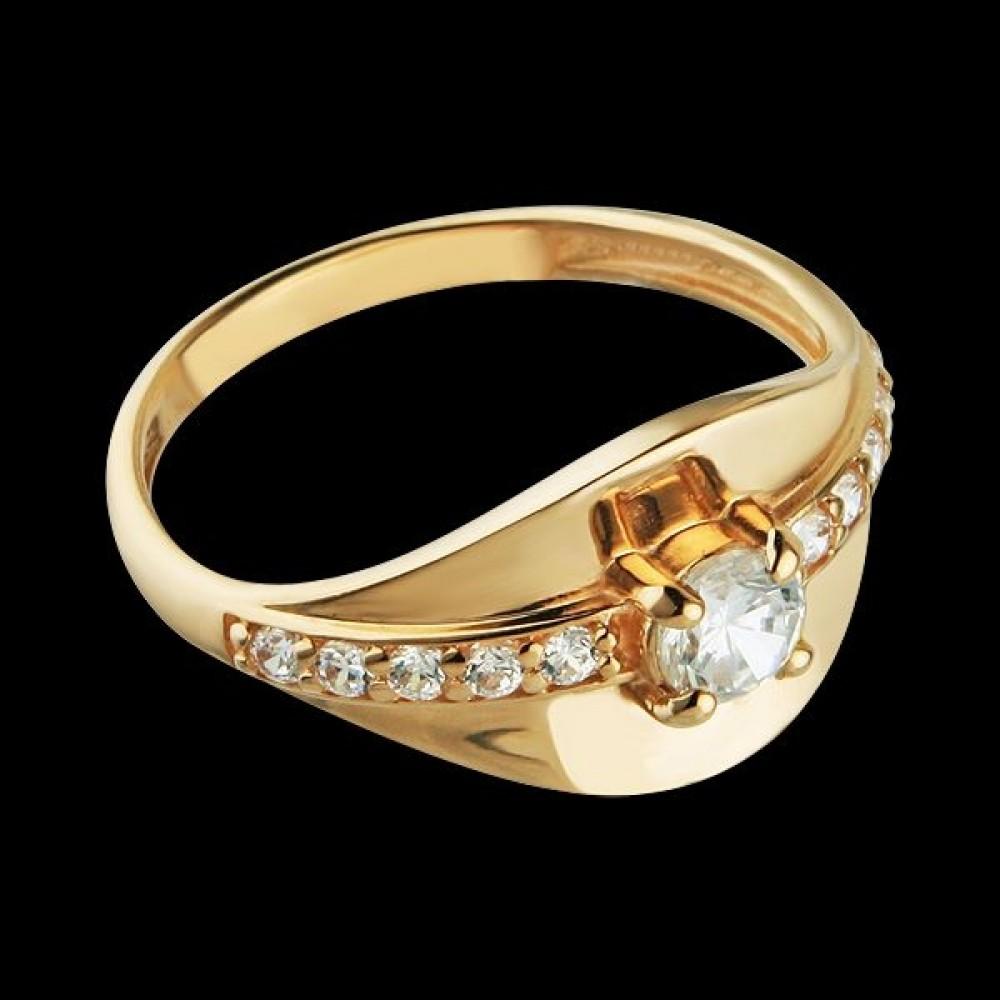 Золотое кольцо аг-111351