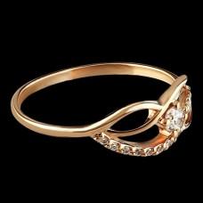 Золотое кольцо аг-1710248