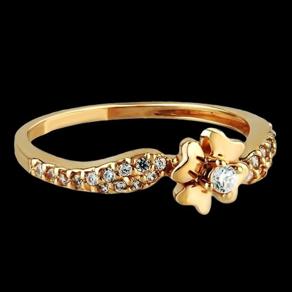 Золотое кольцо аг-1710254