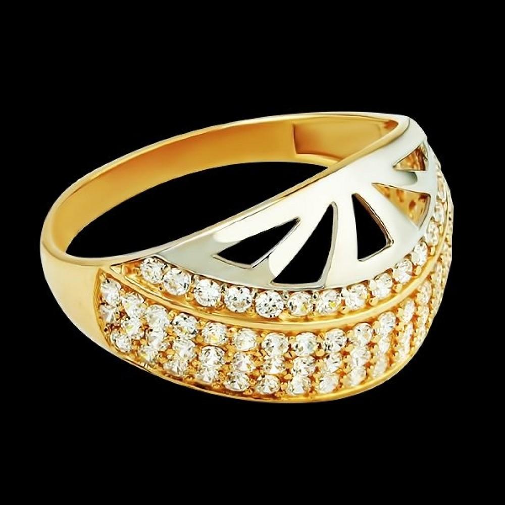 Золотое кольцо аг-1710300