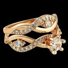 Золотое кольцо аг-1730001